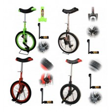 "Indy Freestyle 20"" Unicycle"